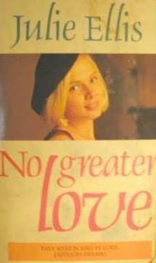 book cover of No Greater Love