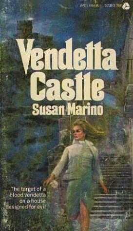 book cover of Vendetta Castle