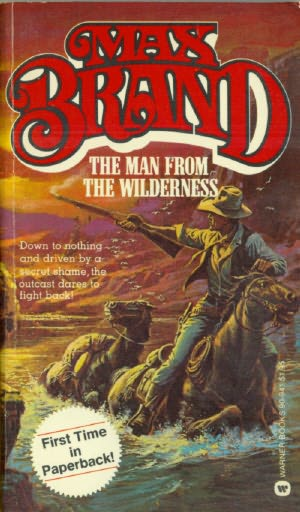 book cover of The Man from the Wilderness