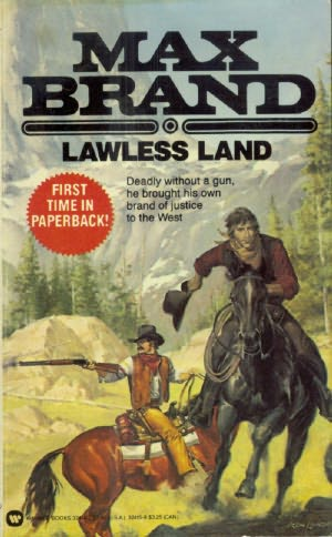 book cover of Lawless Land