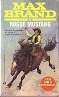 book cover of Rogue Mustang