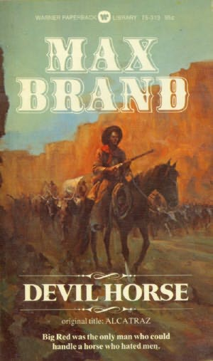 book cover of Devil Horse