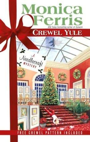 book cover of Crewel Yule
