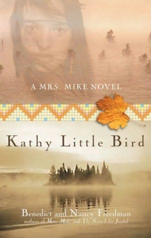 book cover of Kathy Little Bird