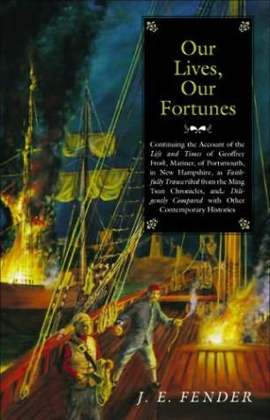 book cover of Our Lives, Our Fortunes