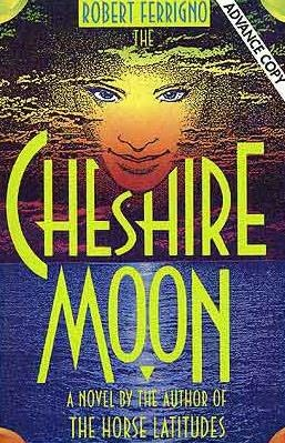 book cover of The Cheshire Moon