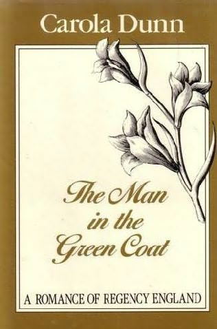 book cover of The Man in the Green Coat