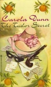 book cover of The Tudor Secret