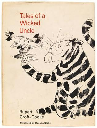 book cover of Tales of a Wicked Uncle