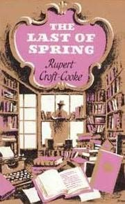 book cover of The last of  spring