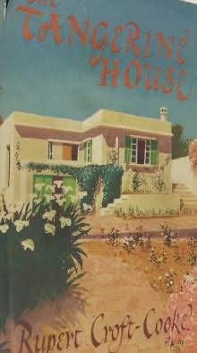 book cover of The Tangerine House