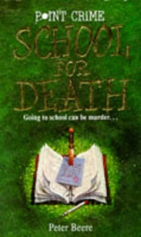 book cover of School for Death