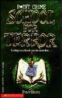 book cover of School for Terror