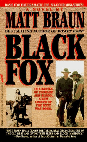 book cover of Black Fox