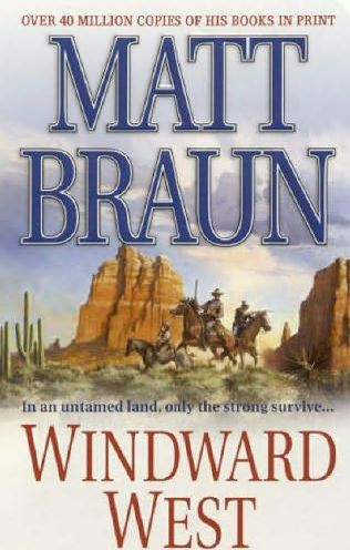 book cover of Windward West