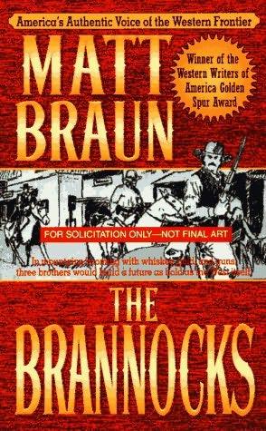 book cover of The Brannocks