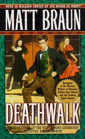 book cover of Death Walk