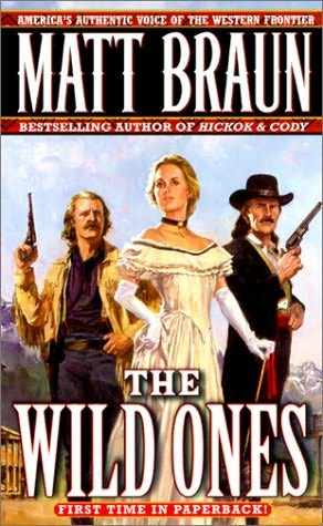 book cover of The Wild Ones