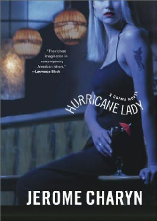 book cover of Hurricane Lady
