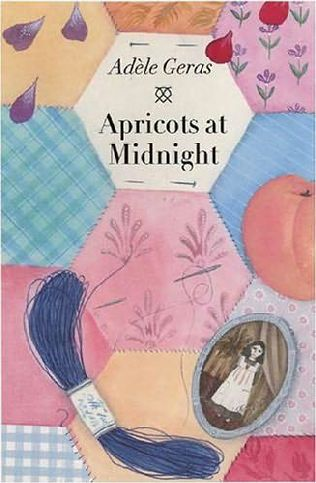 book cover of Apricots at Midnight