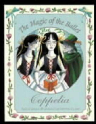 book cover of Coppelia