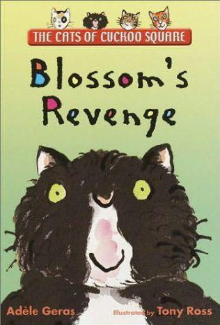book cover of Blossom\'s Revenge