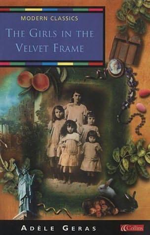 book cover of The Girls in the Velvet Frame