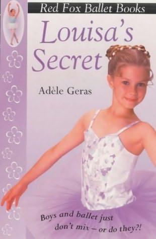 book cover of Louisa\'s Secret