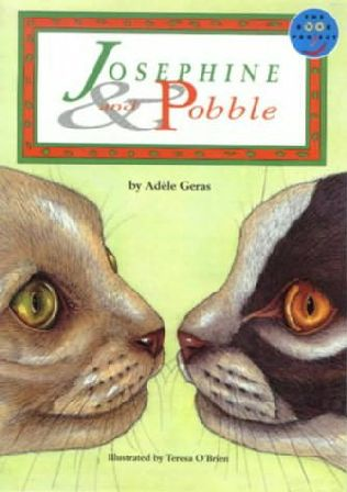book cover of Josephine and Pobble