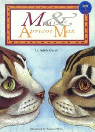 book cover of Mimi and Apricot Max