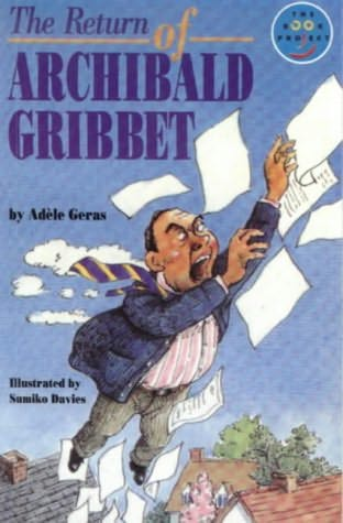 book cover of Return of Archibald Gribbet