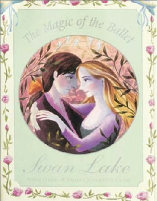 book cover of Swan Lake
