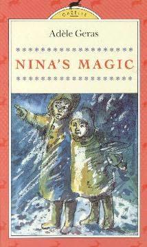 book cover of Nina\'s Magic