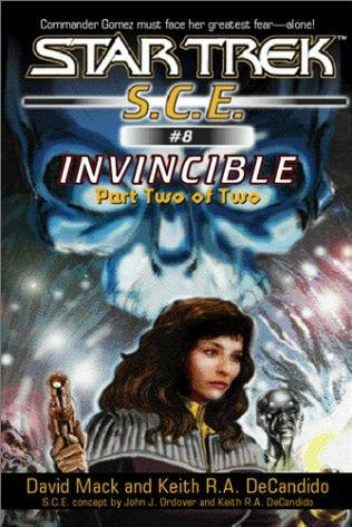 book cover of Invincible, Book Two