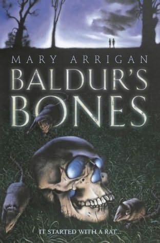 book cover of Baldur\'s Bones