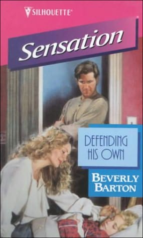 book cover of Defending His Own