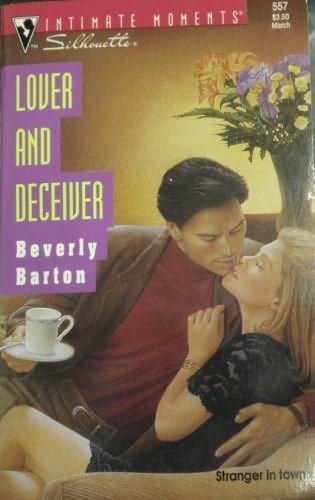 book cover of Lover and Deceiver