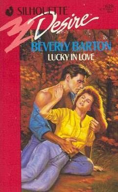 book cover of Lucky in Love