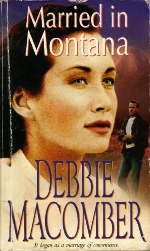 book cover of Married in Montana