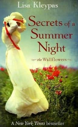 book cover of  Secrets of a Summer Night   (Wallflowers, book 1) by Lisa Kleypas