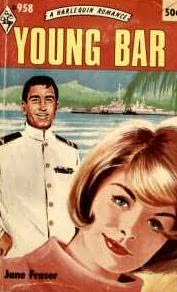 book cover of Young Bar