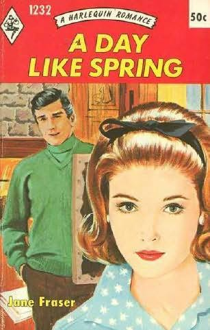 book cover of A Day Like Spring