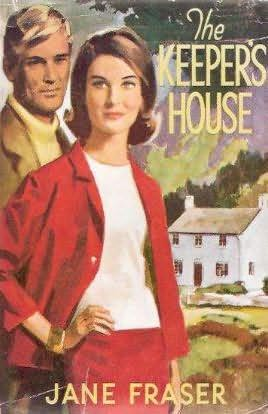 book cover of The Keeper\'s House