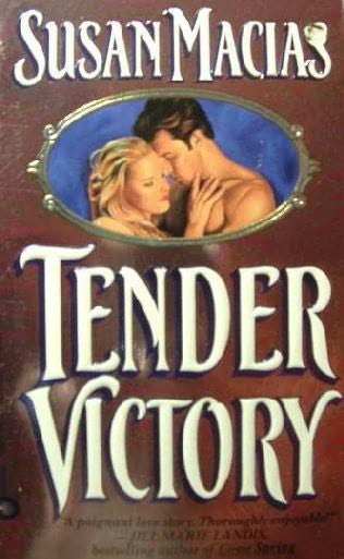 book cover of Tender Victory