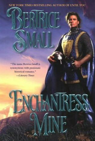 book cover of Enchantress Mine
