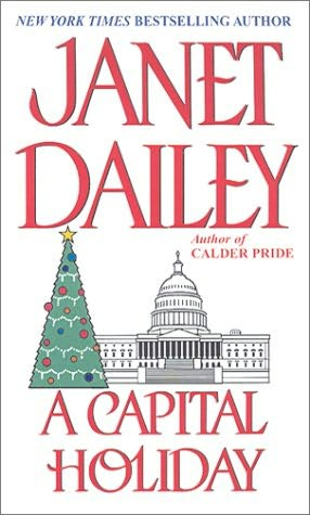 book cover of A Capital Holiday