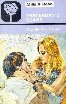 book cover of Yesterday\'s Scars