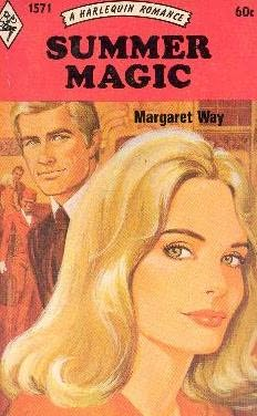 book cover of Summer Magic