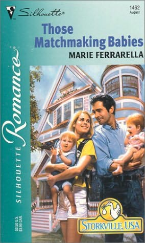 book cover of Those Matchmaking Babies