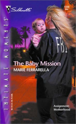 book cover of The Baby Mission